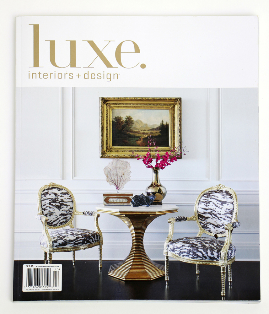 lux magazine front cover